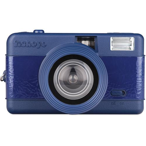 Lomography Fisheye One 35mm Camera (Dark Blue) FCP100DB