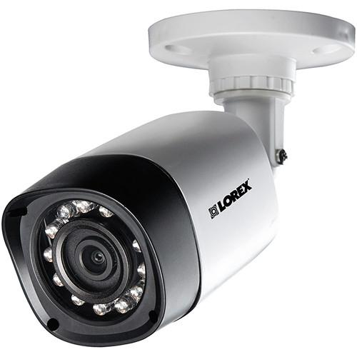 Lorex by FLIR 720p IR Bullet Camera with 3.6mm Fixed LBV1521RB