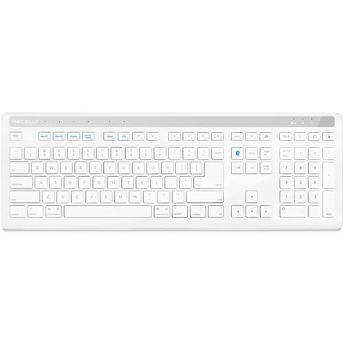 Macally  Quick Switch Bluetooth Keyboard BTKEYPRO