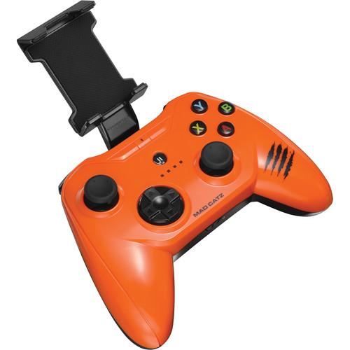 Mad Catz C.T.R.L.i Mobile Gamepad MCB312630A10/04/1