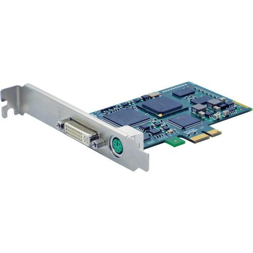 Magewell XI102XE Single DVI   Dual CVBS Low Profile XI-102-XE-LP