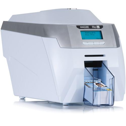 Magicard Rio Pro M Dual-Sided ID Card Printer 3652-0022