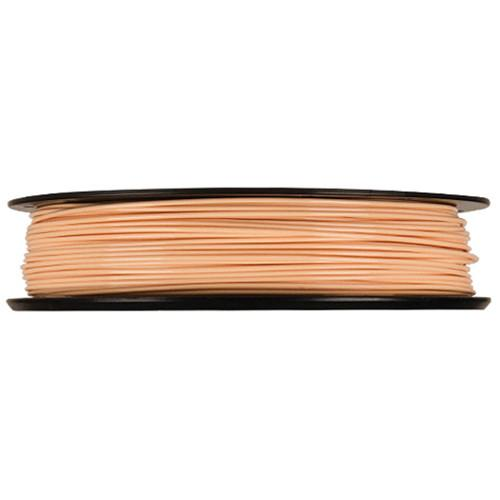 MakerBot 1.75mm PLA Filament (Small Spool, 0.5 lb, Peach)