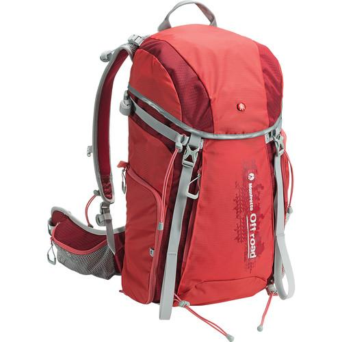 Manfrotto Off road Hiker 30L Backpack and Aluminum Walking