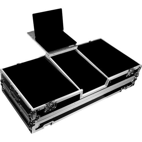 Marathon Flight Road Case for Two Turntables and MA-2TTDJM9HWLT