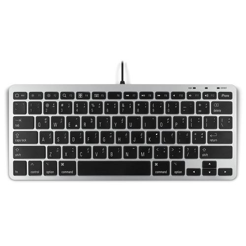 Matias Slim One Keyboard for iPhone and Mac Computer FK311MIN