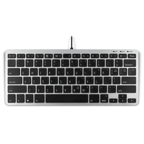 Matias Slim One Keyboard for iPhone and Windows Computer