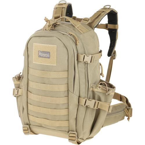Maxpedition Zafar Internal Frame Backpack (Khaki) MAHG-9857K