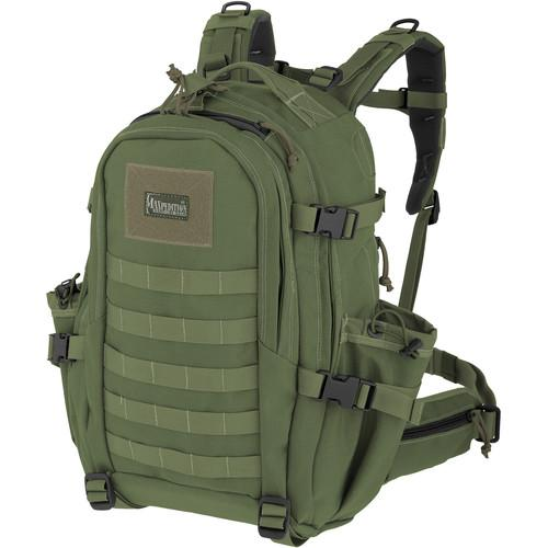 Maxpedition Zafar Internal Frame Backpack (OD Green) MAHG-9857G