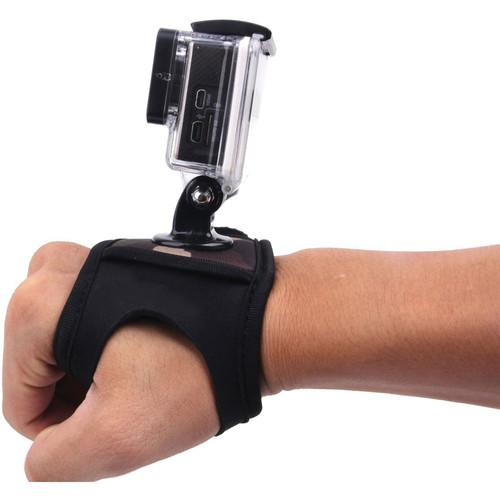 Mega Gear Neoprene Glove-Style Wrist Band Mount Strap MG201