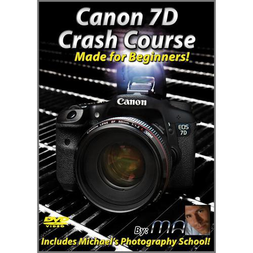 Michael the Maven Canon 7D Crash Course (DVD) MTM-7D