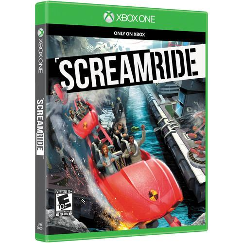Microsoft  ScreamRide (Xbox One) U9X-00001