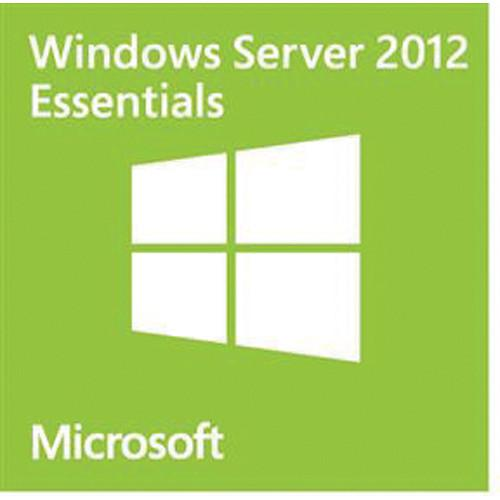 Microsoft Windows Server 2012 R2 Essentials 64-bit G3S-00716