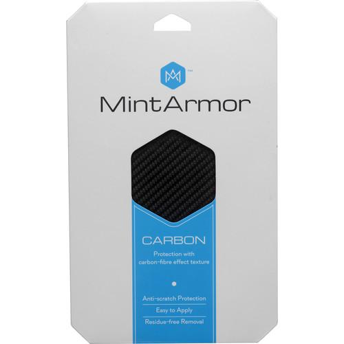 MintArmor Carbon Camera Covering Material (Black) CARBON BLACK