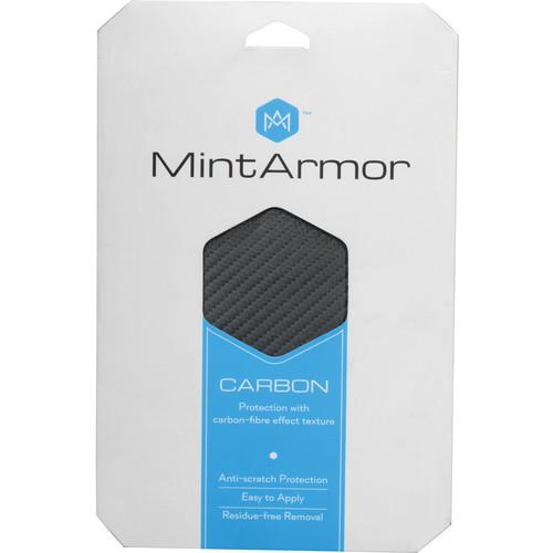 MintArmor Carbon Camera Covering Material CARBON ANTHRACITE