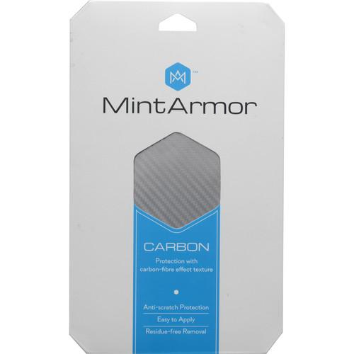 MintArmor Carbon Camera Covering Material CARBON LIGHT GREY