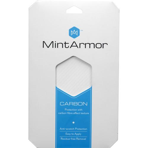 MintArmor Carbon Camera Covering Material (White) CARBON WHITE