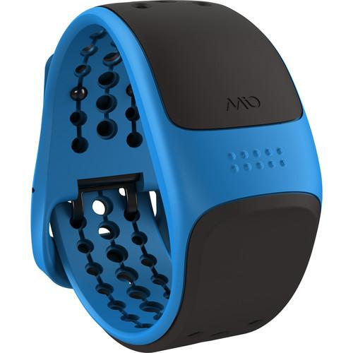 Mio Global  VELO Cycling Heart Rate Band 57PBLU