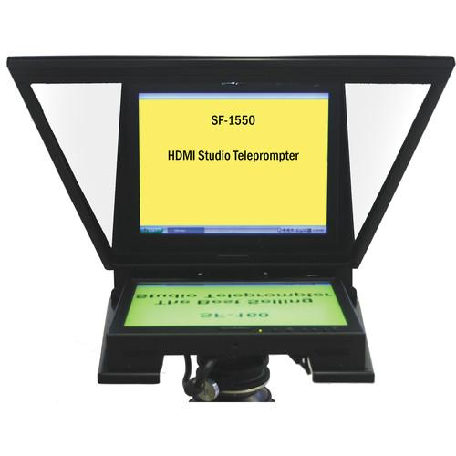 Mirror Image SF-1550 Studio Prompter with LCD Monitor SF-1550