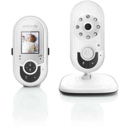 Motorola Wireless Digital Video Baby Monitor MBP621