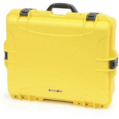 Nanuk  945 Case with Foam (Yellow) 945-1004