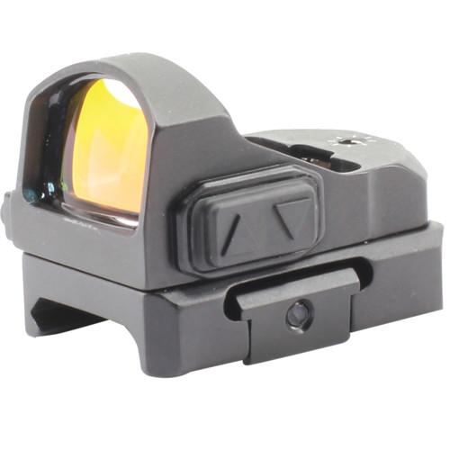 Newcon Optik NC BURD 1x Back-Up Red Dot Sight NC BURD