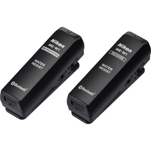 Nikon  ME-W1 Wireless Microphone Set 27159