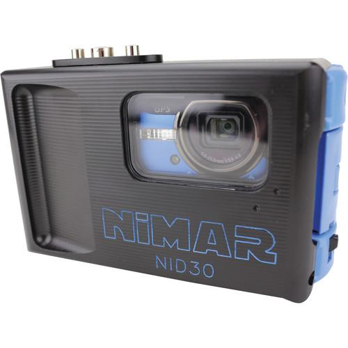 Nimar Underwater Housing for Canon PowerShot D30 NID30