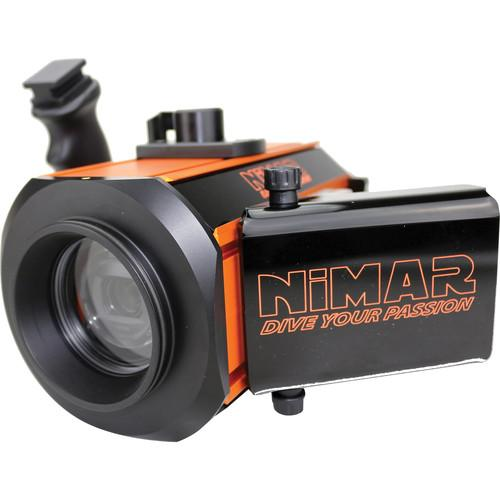 Nimar Underwater Video Housing for Sony HDR-CX and NIHD100C