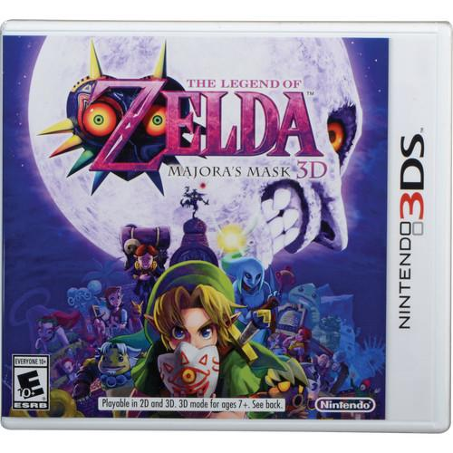 Nintendo The Legend of Zelda: Majora's Mask 3D CTRPAJRE