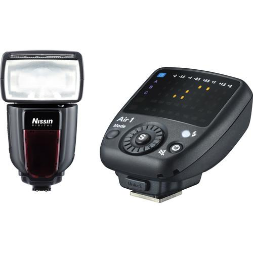 Nissin Di700A Flash Kit with Air 1 Commander for Sony ND700AK-S