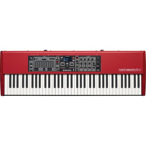 Nord Electro 5 HP - 73-Key Hammer-Action Keyboard NELECTRO5-HP73