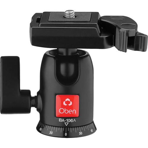 Oben  BA-106A Single Lever Ball Head BA-106A