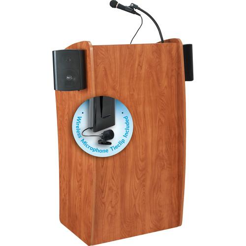 Oklahoma Sound 611-S The Vision Lectern with LMW-6 611-S/LWM-6
