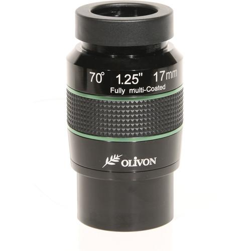 Olivon 17mm 70° Wide-Angle Eyepiece OLIVLX17-US