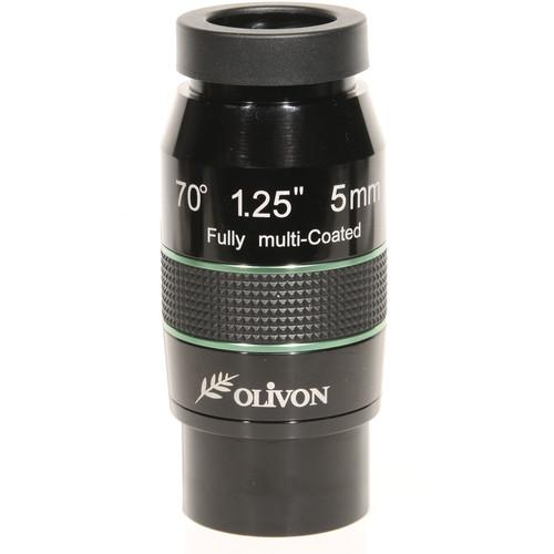 Olivon 5mm 70° Wide-Angle Eyepiece OLIVLX5-US