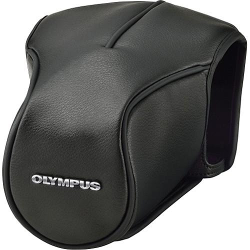 Olympus CS46 Leather Cover and Body Jacket for OM-D V601067BW000