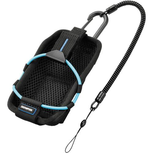 Olympus CSCH-123 Tough Sport Holder (Blue) V600085LW000