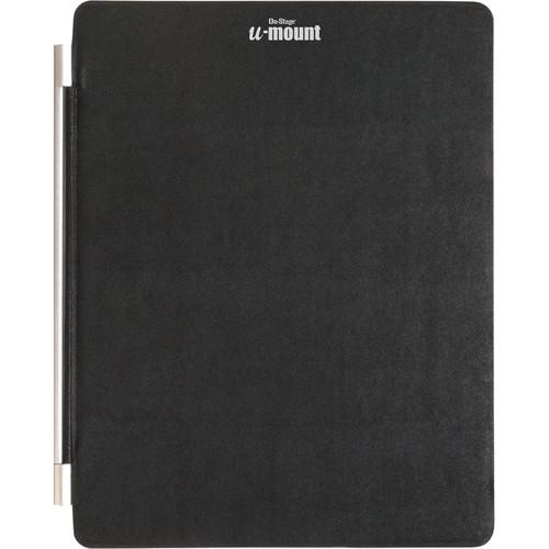 On-Stage  iPad Snap-On Magnetic Cover TCA917