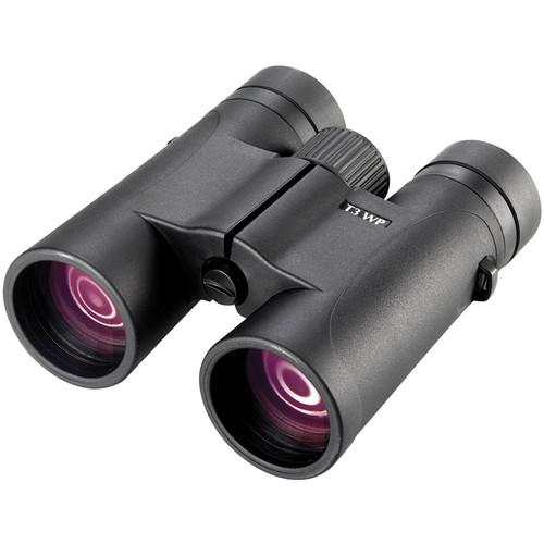 Opticron 8 x 42 T3 Trailfinder Binocular (Black) 30080