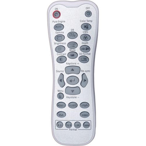 Optoma Technology 5041840700 Backlit Remote Control 5041840700