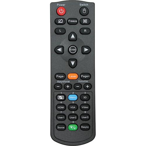 Optoma Technology SP.70103GC01 Remote Control SP.70103GC01