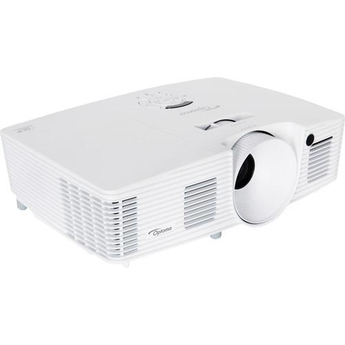 Optoma Technology W351 3800 Lumen WXGA DLP 3D Multimedia W351