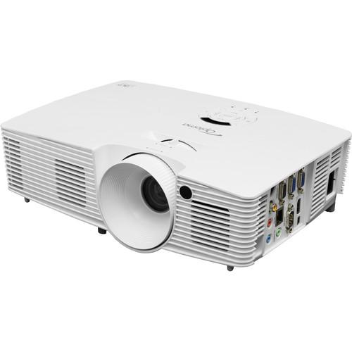 Optoma Technology X351 3600-Lumen XGA 3D DLP Multimedia X351