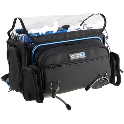 ORCA OR-41 Audio Bag for Zaxcom Nomad/RX-12/Sound Devices OR-41