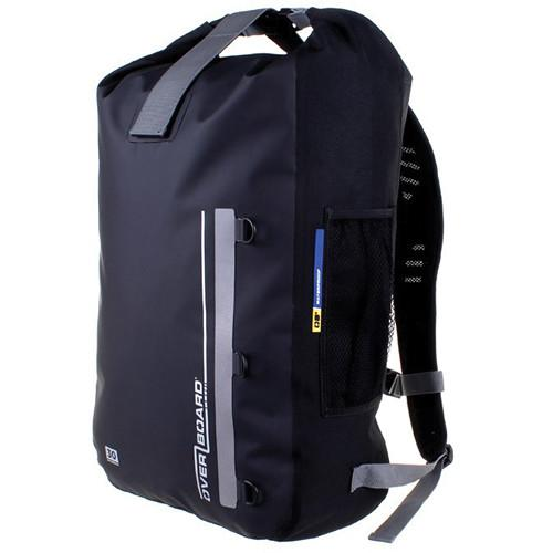 OverBoard  Classic Waterproof Backpack OB1142-BLK