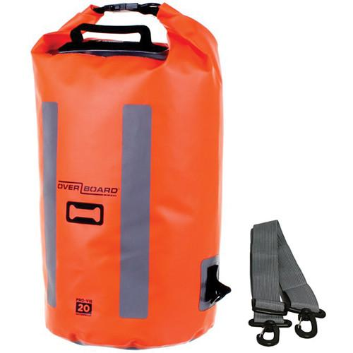 OverBoard Pro-Vis Waterproof Dry Tube Bag OB1148-HVO