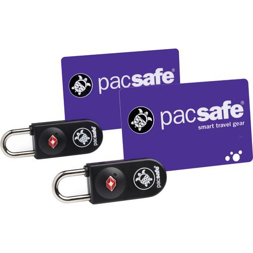 Pacsafe Prosafe 750 TSA-Accepted Key-Card Locks 10242100