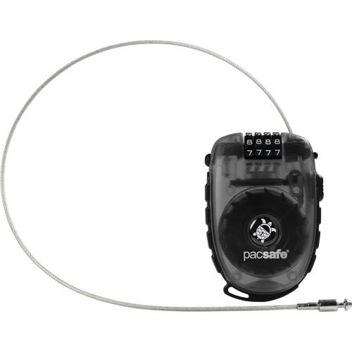 Pacsafe Retractasafe 250 4-Dial Retractable Cable Lock 10280109