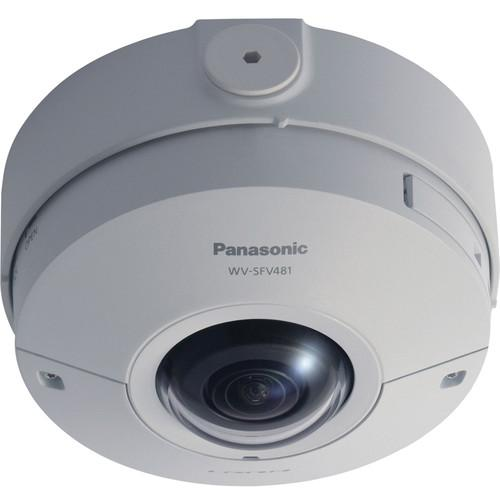 Panasonic i-PRO ULTRA 12MP 360� Outdoor Network WV-SFV481